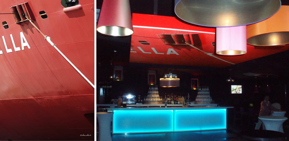 """Restaurant """"L'ile"""" à Solaize"""