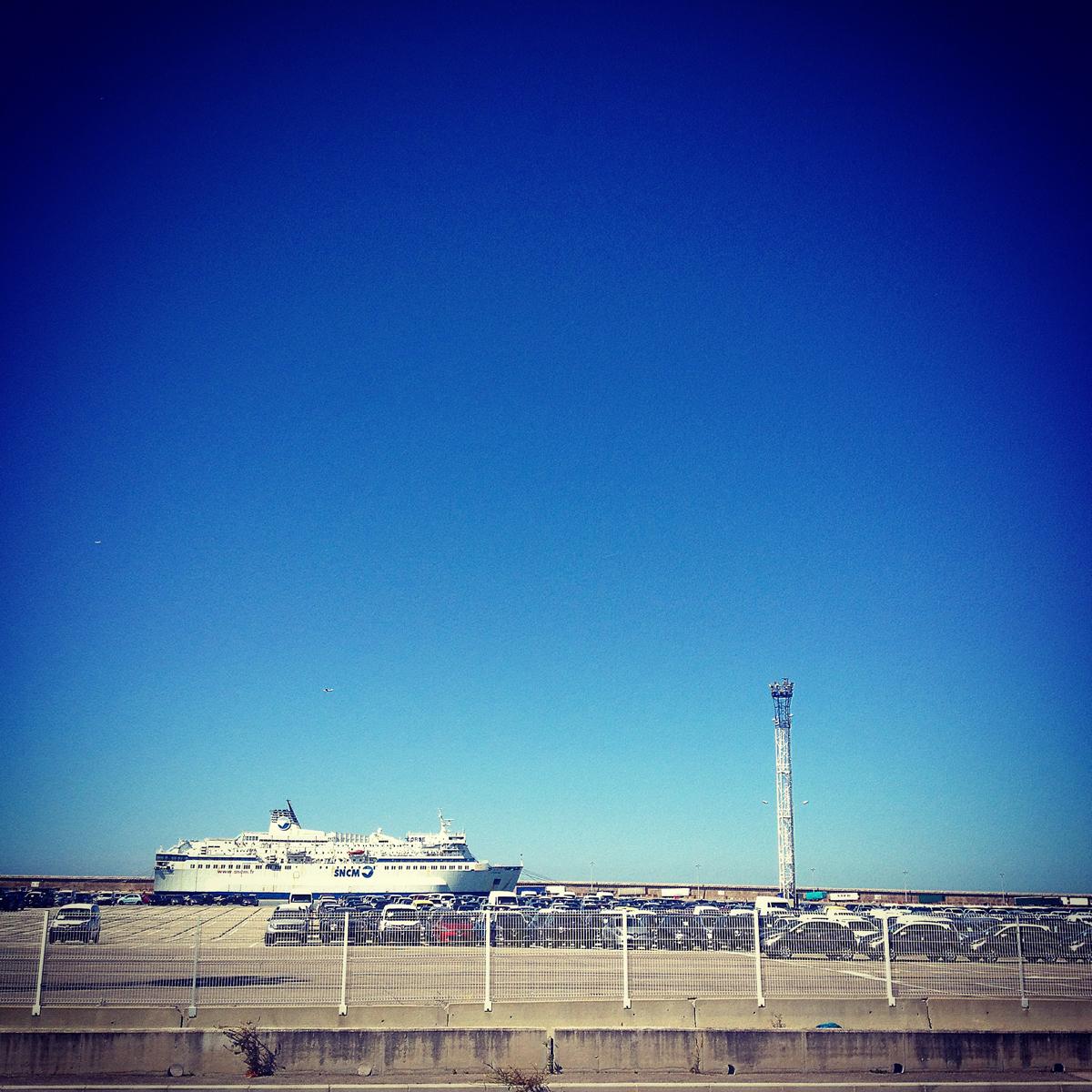 Car-ferry Corse SNCM