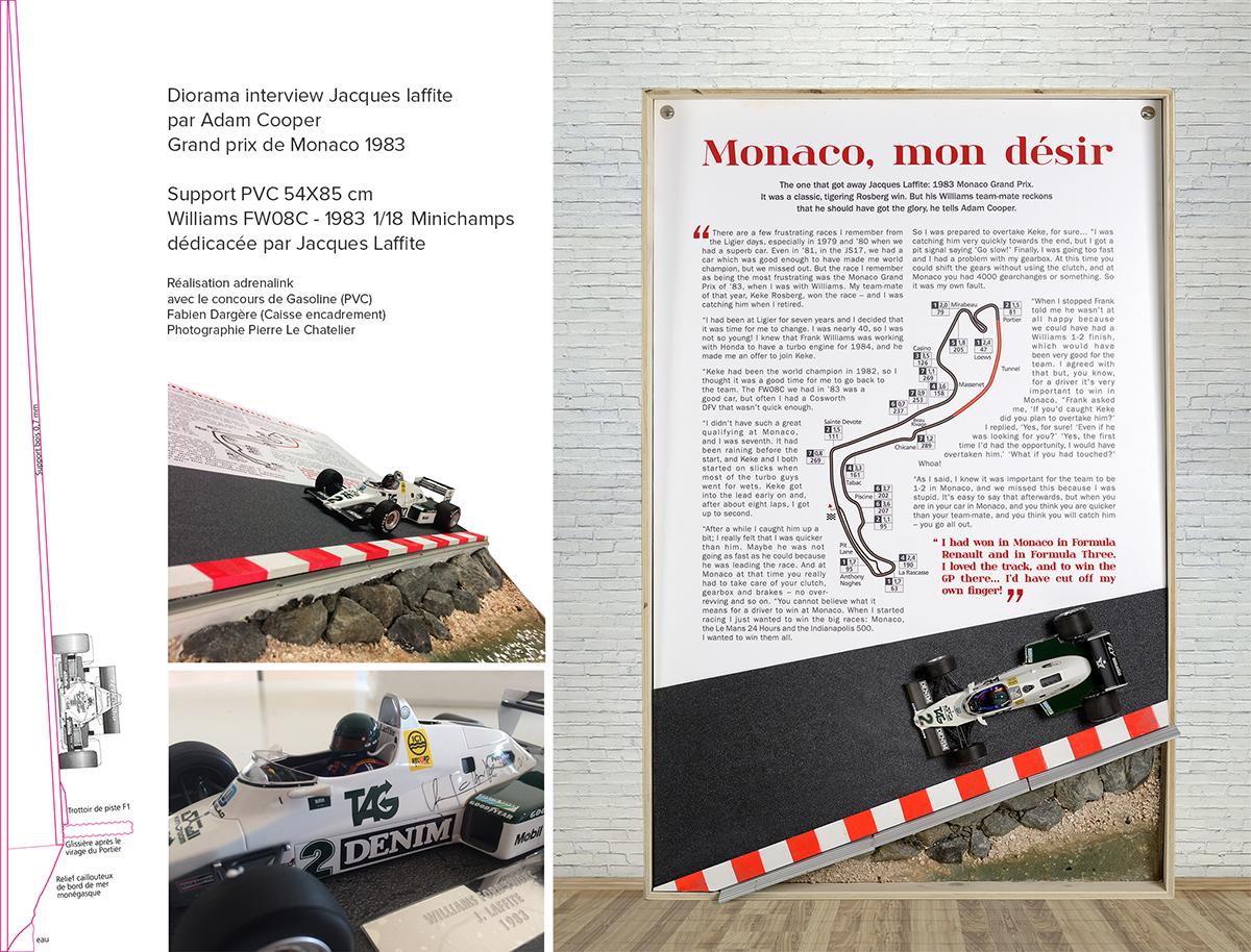 Grand prix de Monaco 1983