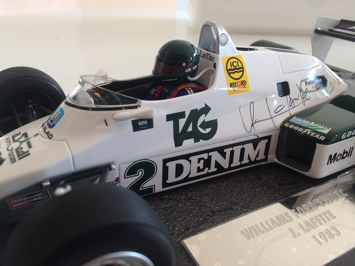 Williams FW08C 1983